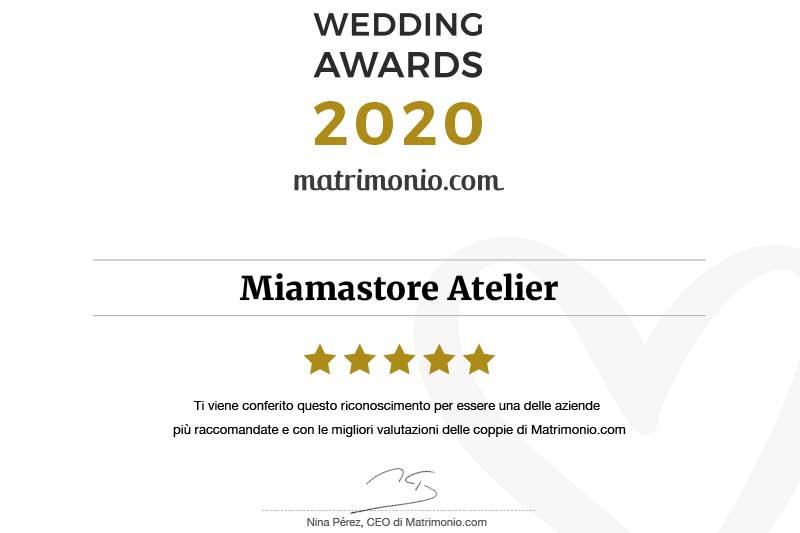 Miamastore - wedding - sposa - Centro Direzionale Saccone
